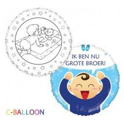 C-Balloon kit grote broer