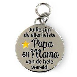 Charms Papa & Mama