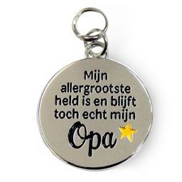 Charms - Liefste Opa