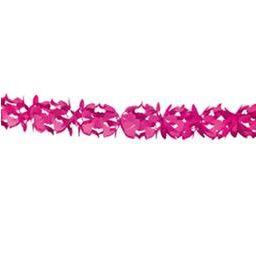 Guirlande slinger roze