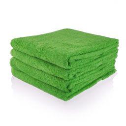 Funnies handdoek groen (evt borduren)