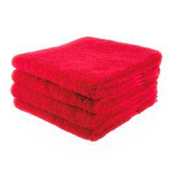 Funnies handdoek rood (evt. borduren)