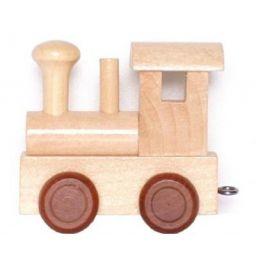 Lettertrein Locomotief
