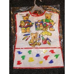 Kliederschort beer gezin rood