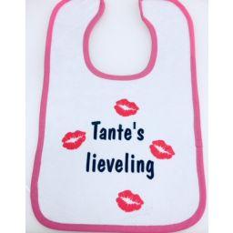Slab Tante's lieveling , roze