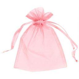 Geboorte bedankzakje roze (10 stuks)