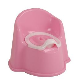 Plaspotje Kees met Zetel Roze