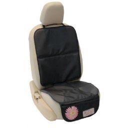 Autostoelbeschermer DeLuxe met opberg zak