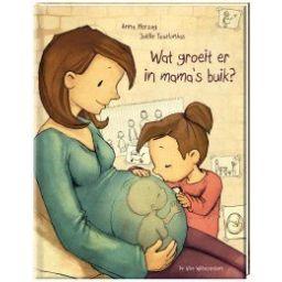 Wat groeit er in mama's buik?