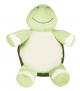 Cubbies Sloompie de schildpad evt met naam/datum