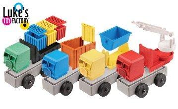 3D Puzzels Luke's Toys Factory